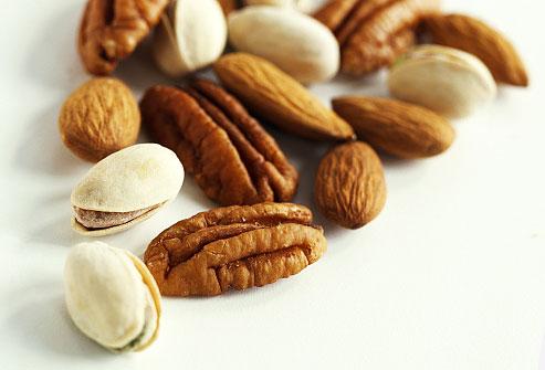 Optez pour les noix