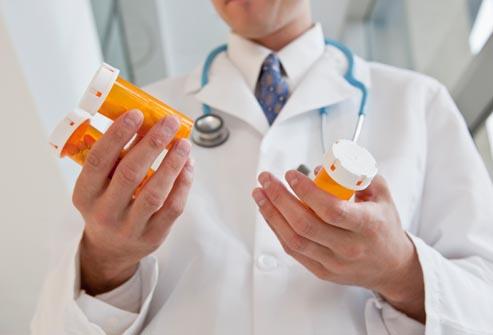Quels sont les medicaments qui la traitent