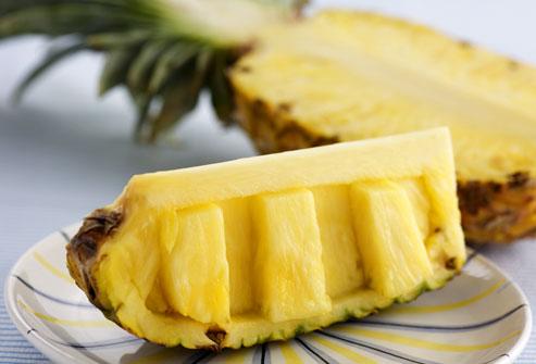 Reperez les fruits acides