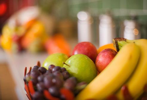 Selectionnez soigneusement votre panier de fruits