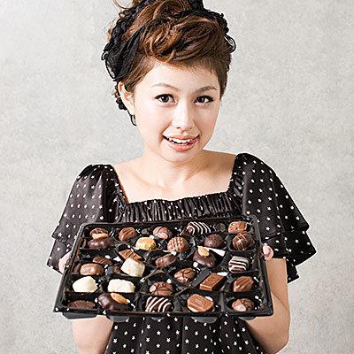 Mangez du chocolat