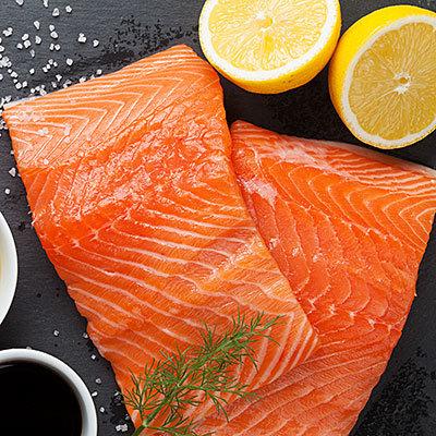 Mangez plus de saumon