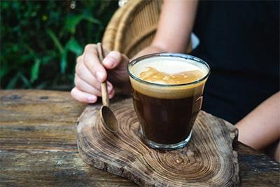 café au Beurre clarifié