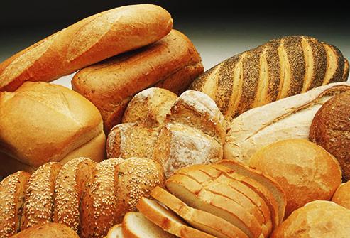 choix intelligents concernant le pain