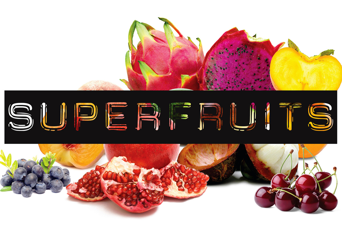 23 Superfruits !