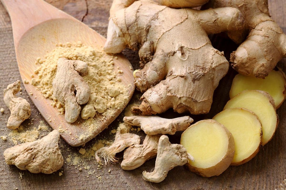 Gingembre, le meilleur aliment pour renforcer votre système immunitaire !