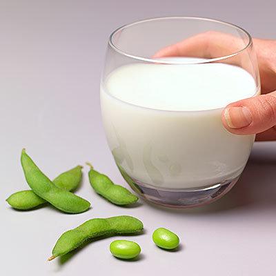le-lait-de-soja