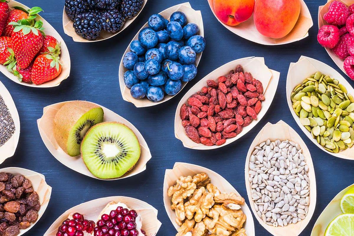 Les Antioxydants, une alimentation haute en couleurs !