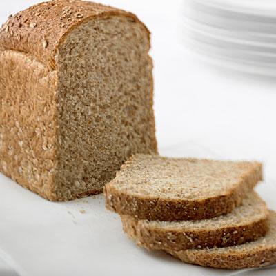 Pain de blé complet