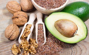 10 aliments sains riches en matières grasses !