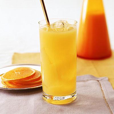 Diluez votre jus orange