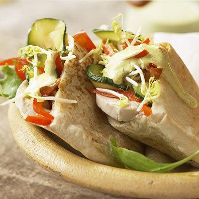 Sandwich italien au thon