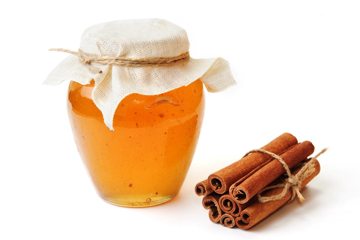cannelle et miel combattent les rhumes la grippe l 39 acn. Black Bedroom Furniture Sets. Home Design Ideas