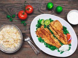 Filet de poisson au tzatziki