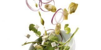 Salade Detox méditerranéenne