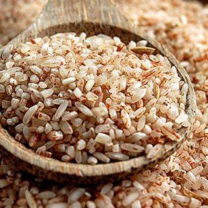 riz-brun