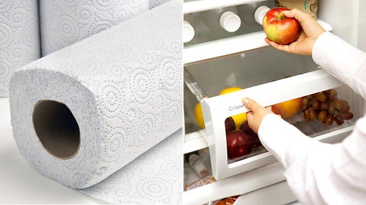 bac-a-legumes-serviettes-en-papier