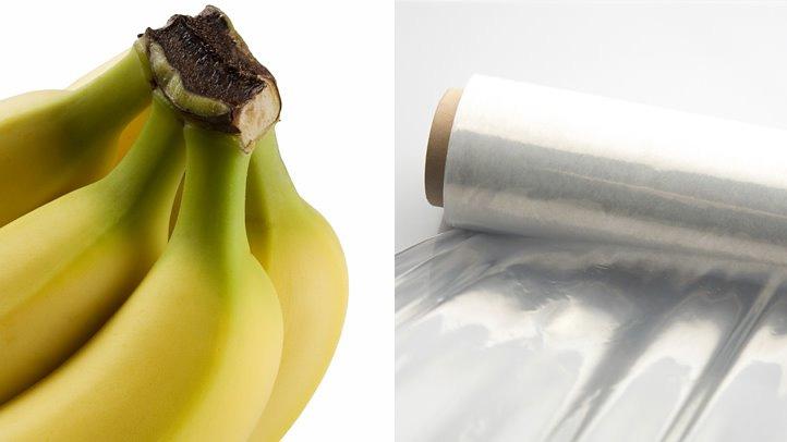 bananes-pellicule-en-plastique