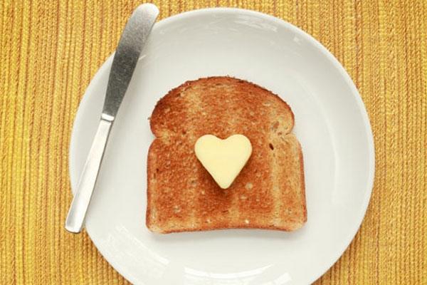Pain-grille-a-la-margarine