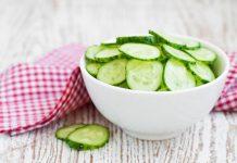 7 vertus et bienfaits du concombre sur notre santé !