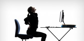 5 exercices qui réparent les dommages causés par la position assise !