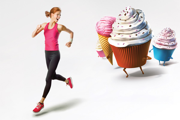 Voici 5 façons d'éliminer le sucre naturellement !
