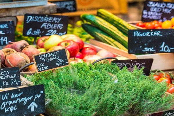 Le Danemark a l'intention de devenir le premier pays 100% Bio du monde !