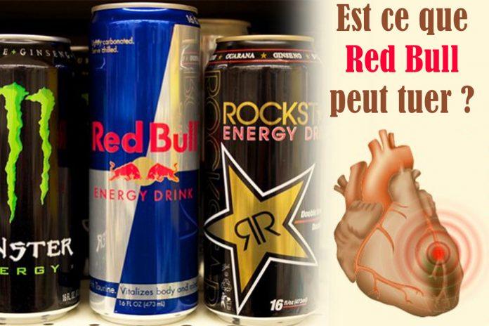 Voilà ce qui arrive à votre cœur lorsque vous buvez des boissons énergisantes !