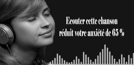 Les neuroscientifiques prétendent que cette chanson réduit l'anxiété de 65%