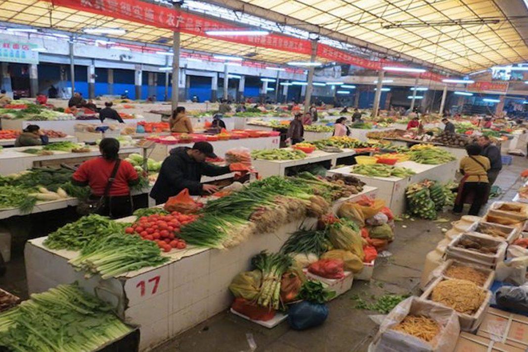 Des aliments biologiques de Chine se sont révélés très contaminés !