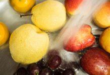 2 façons naturelles d'enlever les pesticides des aliments non-biologiques !