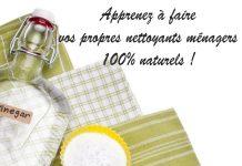 7 recettes pour fabriquer ses produits ménagers !
