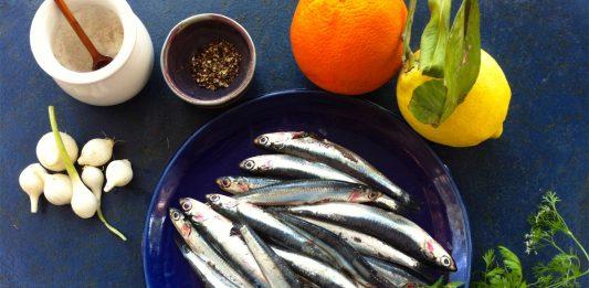 """L'anchois, """"amarou"""" pour Nice, """"amplovo"""" en Provence..."""