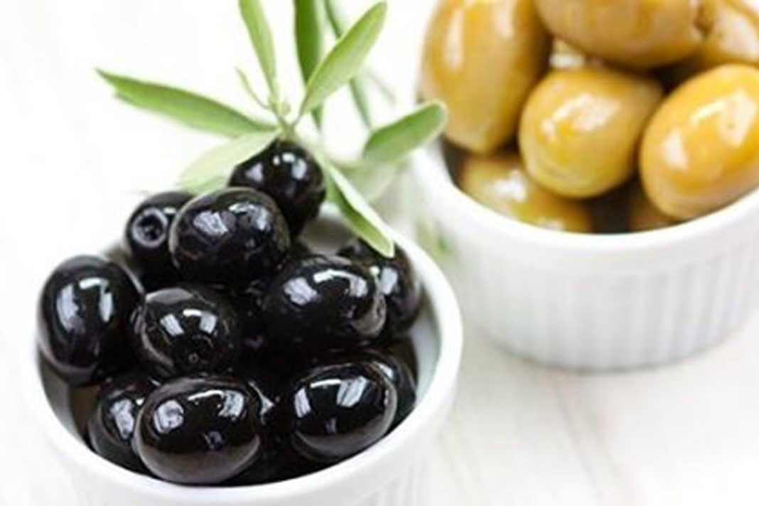 L'olive, symbole de paix et de sagesse.