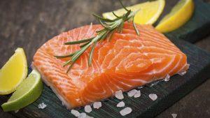 Mangez du saumon
