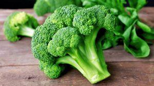 Un brocoli pour augmenter votre apport en vitamines A et C