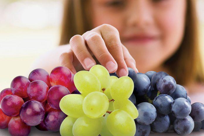 10 bienfaits santé du raisin !