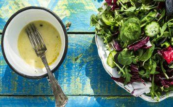 Les 5 vinaigrettes les plus saines selon les nutritionnistes !