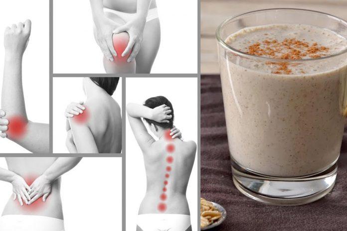Le meilleur smoothie pour vos genoux et articulations !