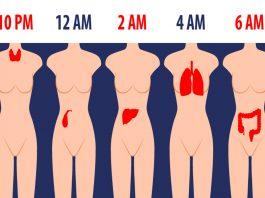 Vous vous réveillez chaque soir à la même heure ? Voici ce que cela signifie !