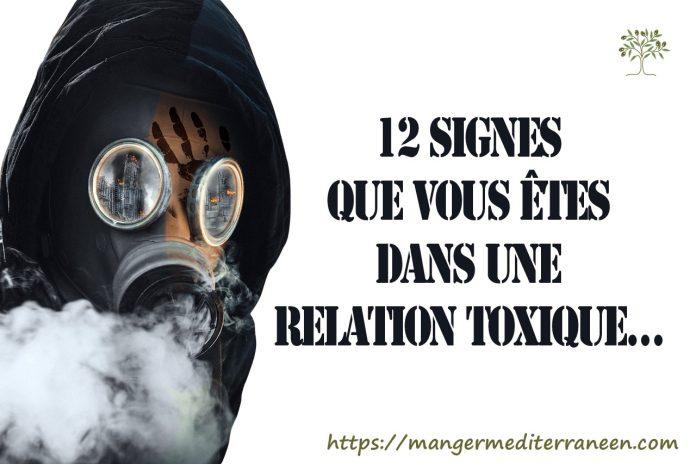 12 signes qu'il y a une personne toxique dans votre vie !