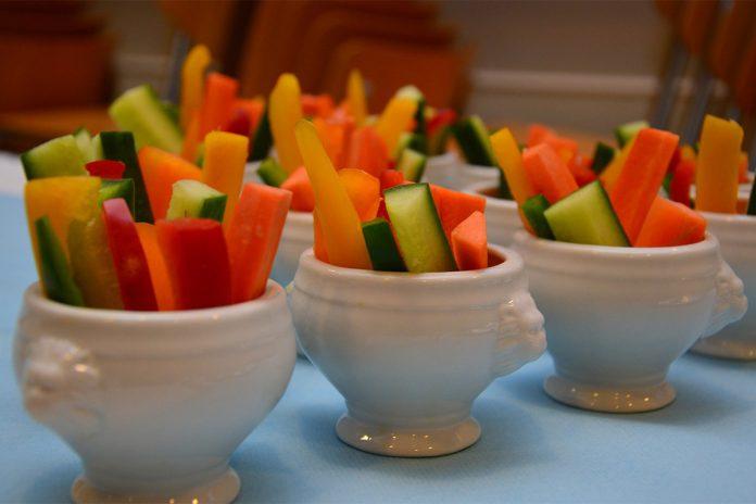 Goûter : Quels légumes manger crus ?