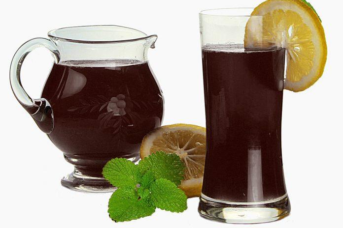 Limonade au charbon actif pour éliminer les toxines du corps !