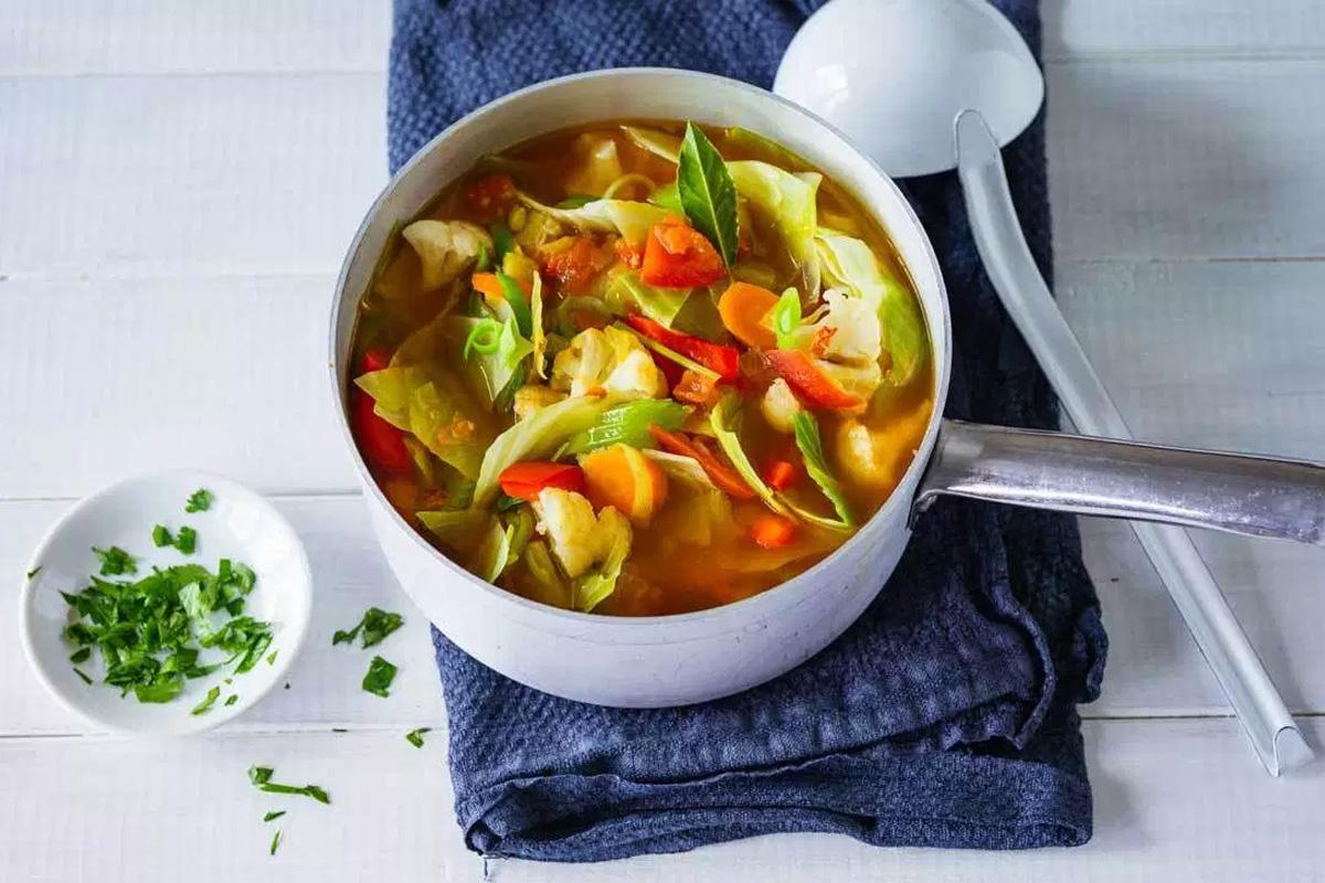 Диета Капустная Суп. Капустный суп для похудения: рецепт, отзывы и результаты