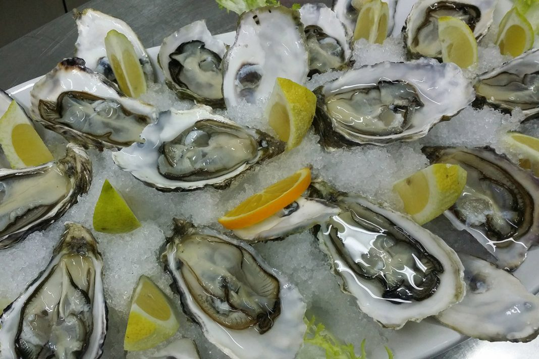 Bienfaits santé de manger des huîtres !