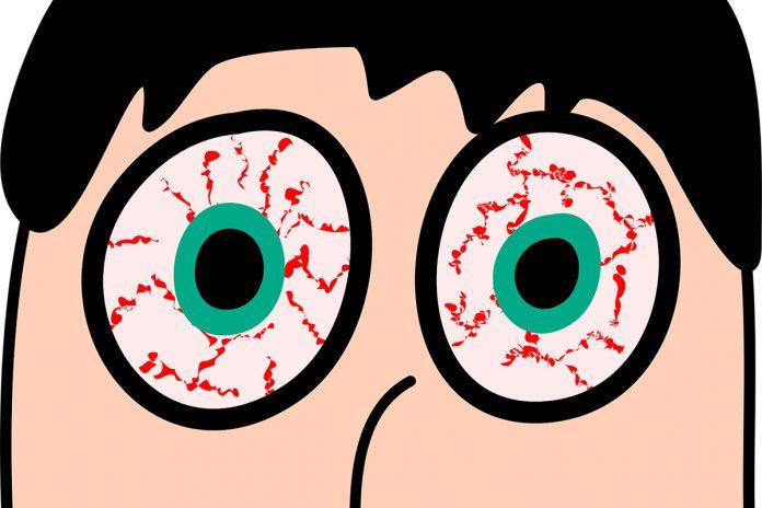Conseils pour faire disparaître les veines rouges des yeux !