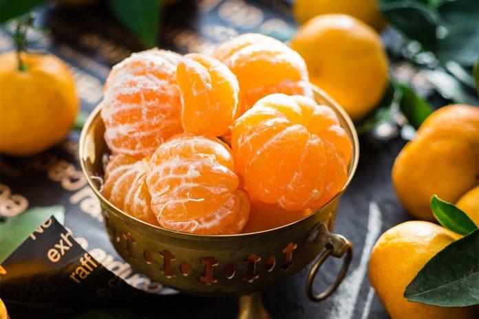 Mandarines - Pour réguler la tension artérielle et la santé oculaire !
