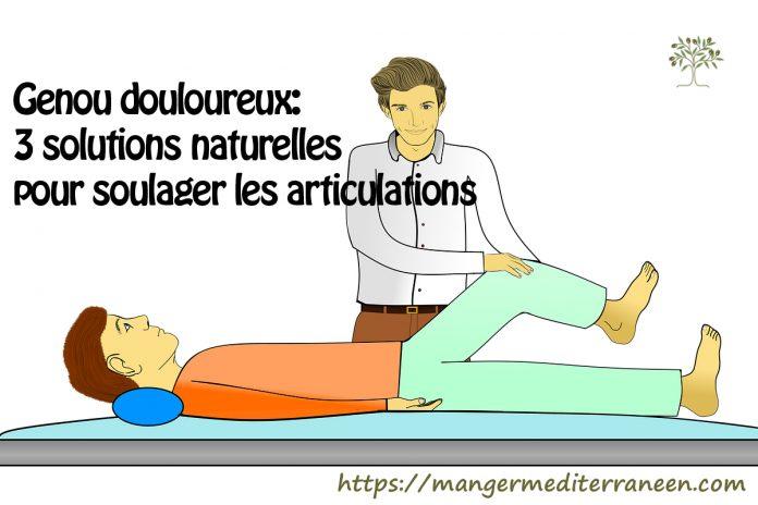3 façons efficaces de traiter la douleur au genou !
