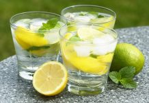 Eau détox pour purifier votre corps, contrôler votre faim et avoir un ventre plat !