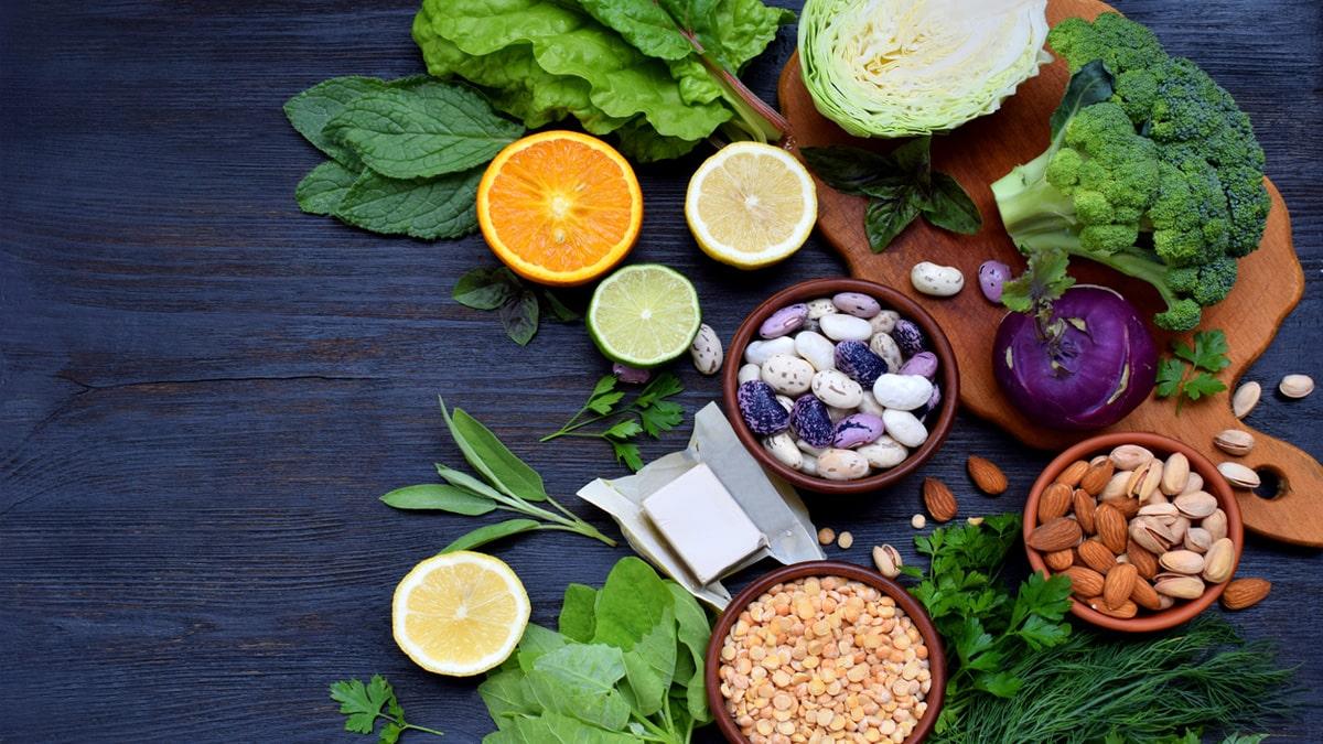 Les aliments les plus riches en vitamine B9 (folate ou acide folique)